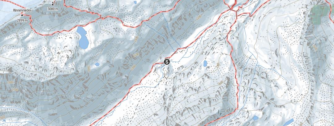 Karte / Höllenrachen - Spektakuläres Felsengewölbe