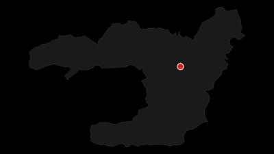 Karte / Wanderung durch die Partnachklamm und zurück über Graseck