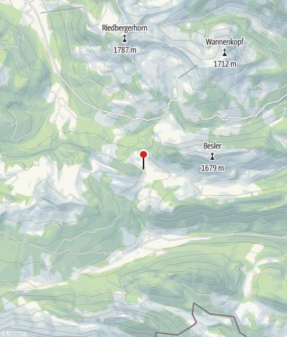 Map / Alpine Pasture Dinjörgen