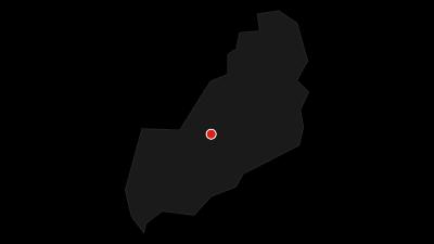 Karte / Zerfreila - Canaltal - Canalalp - Zerfreila