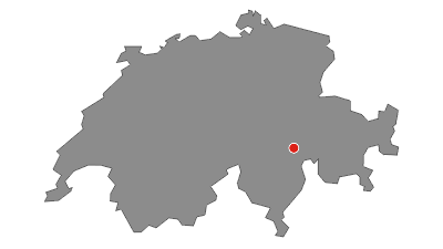 Karte / Gadastatt - Moos -Leis - Vals
