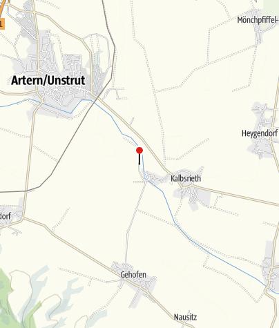Karte / Gaststätte, Pension & Campingmöglichkeit Schleuse Ritteburg