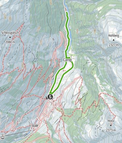 Map / Vals - Tüüfelstei - Vals