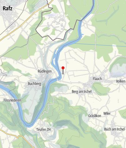 Karte / Naturzentrum Thurauen