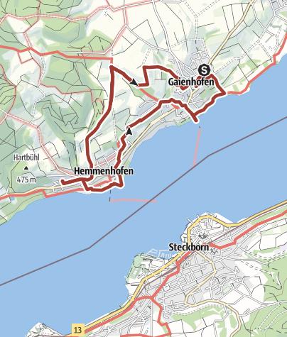 Map / Landschaft erleben - Kunst entdecken in Gaienhofen