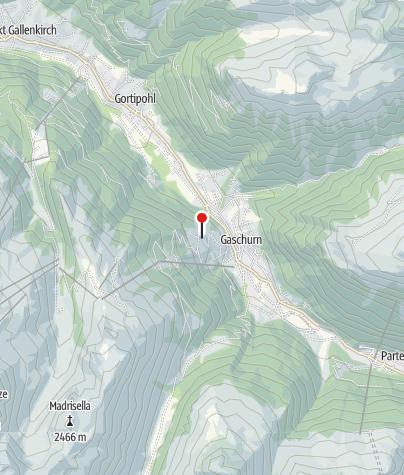 Karte / Haus Talblick