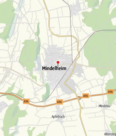 Karte / Ferienwohnung Lehner