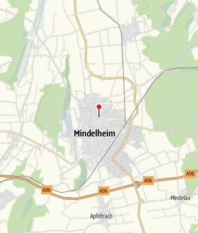 Karte / Ferienwohnung Huber