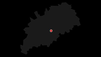 Karte / Weinwanderweg Untertürkheim bei Stuttgart