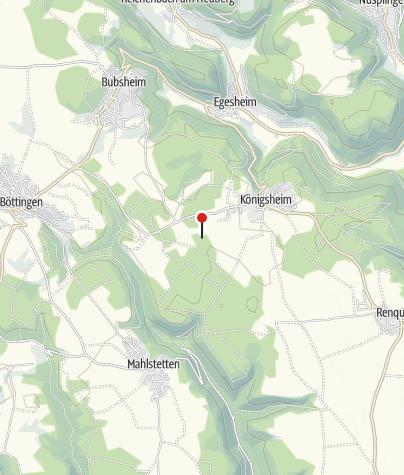 Karte / Götzenaltar