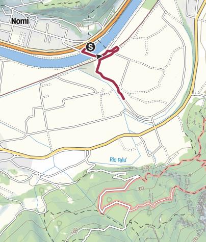 Map / Taio di Nomi