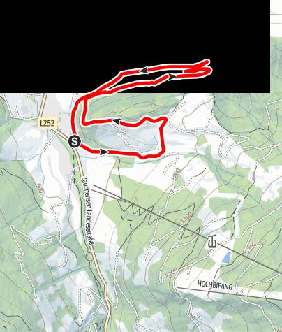 Karte / Eckwald-Rundweg