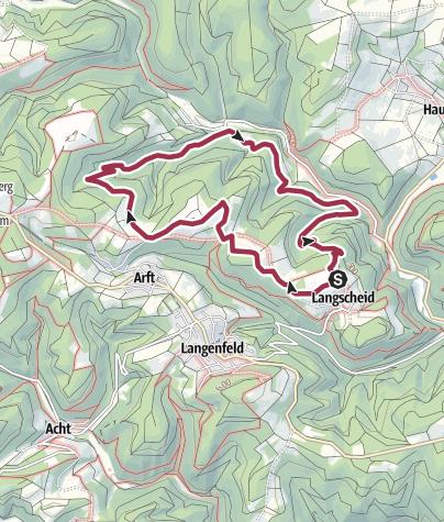 Kaart / Wacholderweg