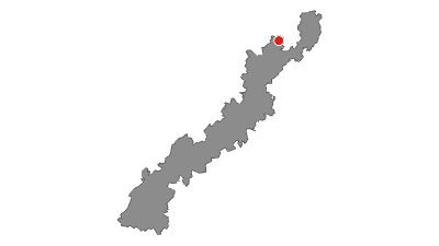 Karte / Traumpfad Pyrmonter Felsensteig