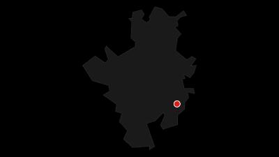 Karte / Mit dem Bike von Aschau an den Fuß der Kampenwand