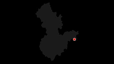 Kaart / Eltzer Burgpanorama