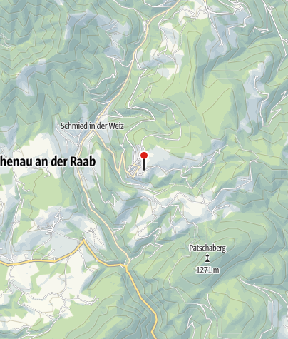 Karte / Panoramahütte