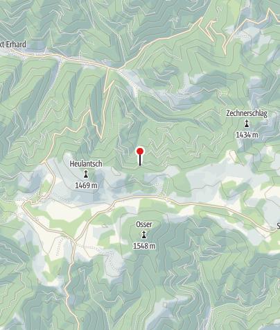 Karte / Stoahandhütte