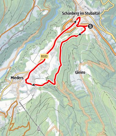 Map / 557 Zauberwald Runde