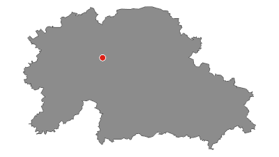 Map / Über den Goetheweg zum Brocken