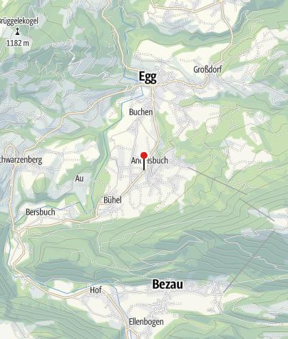 Karte / Andelsbuch | Gasthof Löwen
