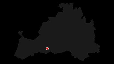 Karte / Kleine Weinorte, große Geschichte