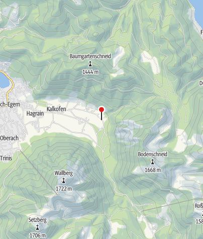 Karte / Trachtenverein D'Wallberger