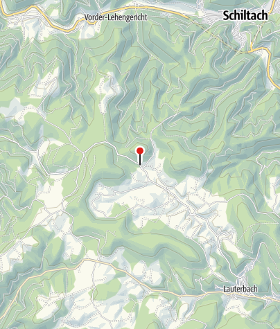 Karte / Wanderparkplatz Rotwasser