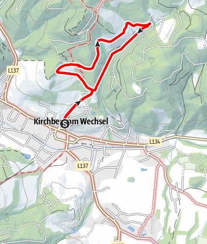 Map / Filzkunstwanderweg