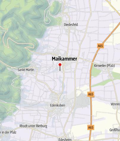 Karte / Restaurant Weingarten