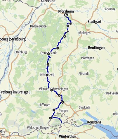 Map / Ostweg