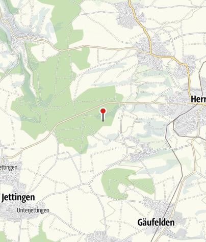 Karte / Arboretum Herrenberg