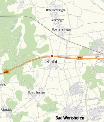 Karte / Radsport Trübenbacher