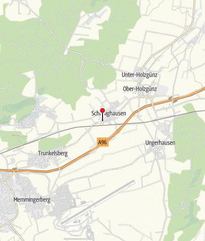 Karte / Ferienwohnung im Dreimädelhaus