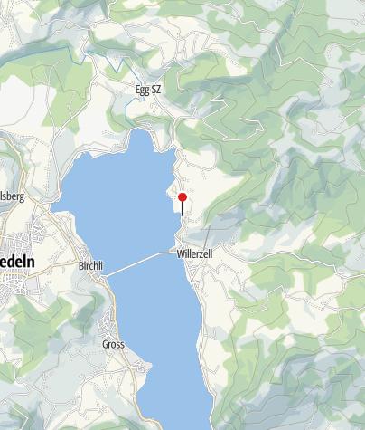 Karte / Camping Grüene Aff (Willerzell)