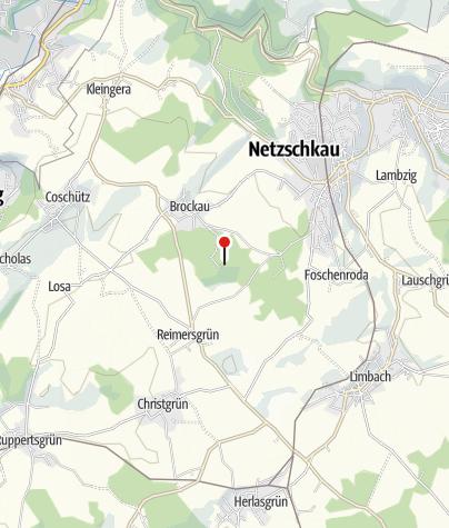 Karte / Gaststätte Kuhbergbaude