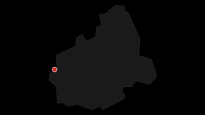 Kaart / Wandeling naar de bron van de Rijn: Oberalppass-Tomasee