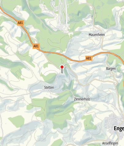 Karte / Gasthaus Hegaustern