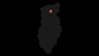 Cartina / 641 Pian Cales - San Bernardino (Mesolcina)