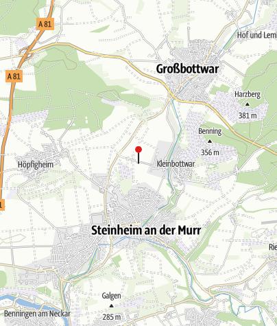 Map / Weingut Waldbüsser