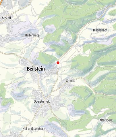 Karte / Weingut und Edelbrenneriei Gemmrich