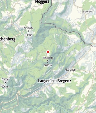 Karte / Hirschbergalpe