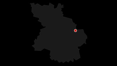 Karte / Wartenberg Wanderweg 1 - Zur Sprungschanze nach Hinterauerbach