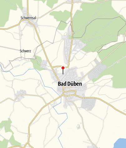 Karte / Moorerlebnispfad Bad Düben