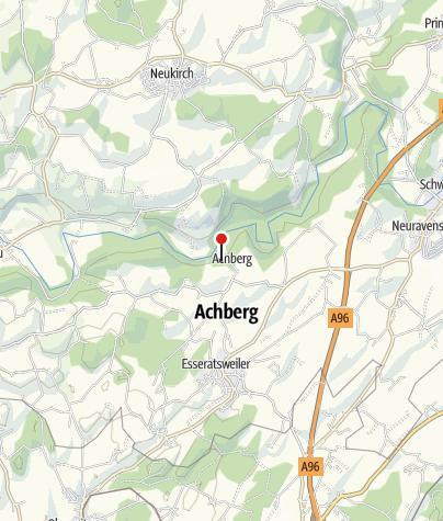 Karte / Schloss Achberg