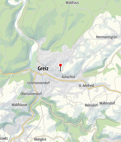 """Karte / Brauereigaststätte """"Grüne Linde"""""""