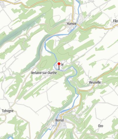 Kaart / De Tukhut / Herberg