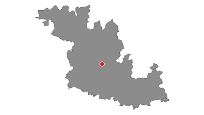 Karte / Ungewöhnliche Ausblicke: Königshofen - Sachsenflur - Edelfingen