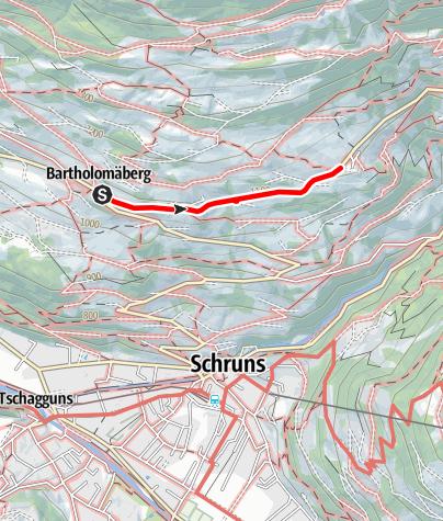 Map / Barrierefrei - tolle Aussicht auf dem Panoramaweg genießen