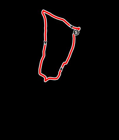 Karte / Waldlehrpfad Masenberg - kurze Variante